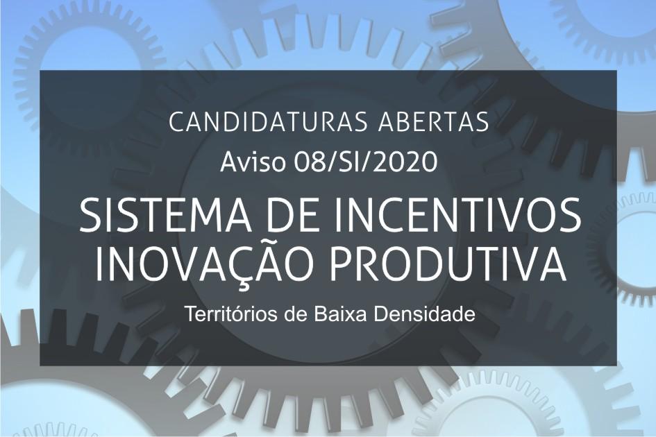 Aviso 08/SI/2020